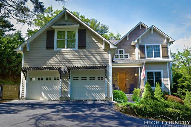 138 Wonderland Trail, Blowing Rock, NC 28605 (MLS #208308) :: Keller Williams Realty - Exurbia Real Estate Group