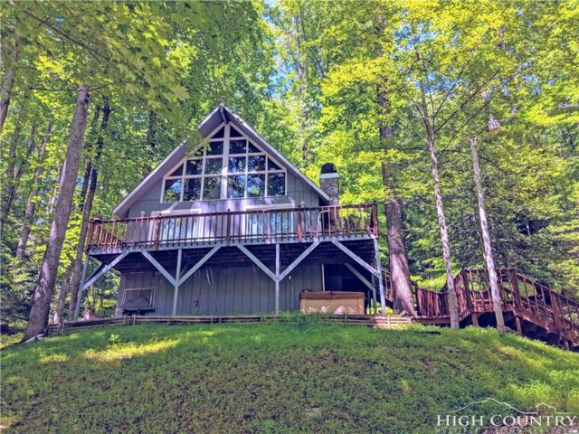 2143 Powder Horn Mountain Road, Deep Gap, NC 28618 (MLS #208327) :: Keller Williams Realty - Exurbia Real Estate Group