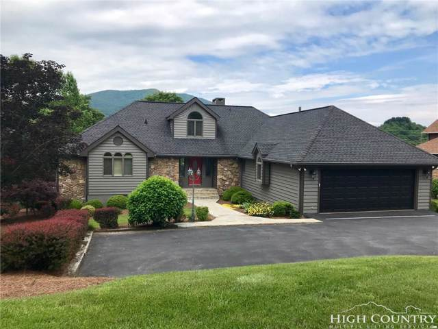127 Lake View Place, Jefferson, NC 28640 (MLS #208330) :: Keller Williams Realty - Exurbia Real Estate Group