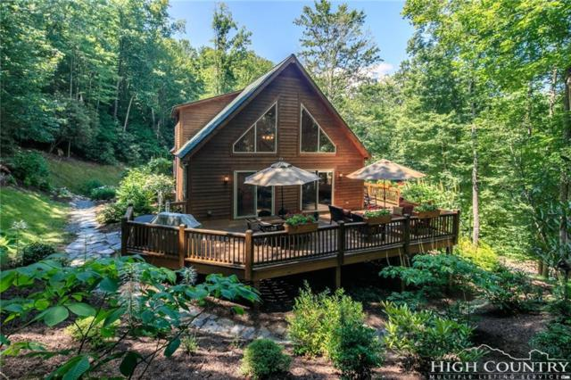 106 Laurel Lane, Beech Mountain, NC 28604 (MLS #208358) :: Keller Williams Realty - Exurbia Real Estate Group
