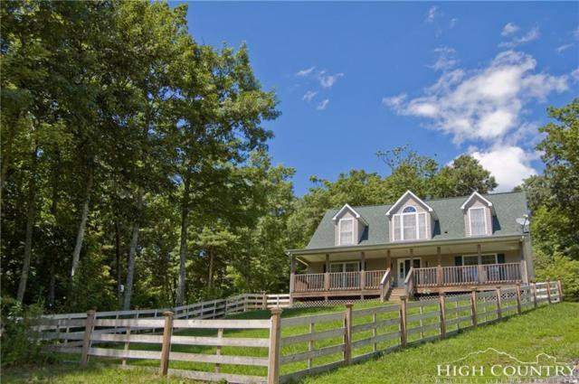 3660 Big Flatts Church Road, Fleetwood, NC 28626 (MLS #208369) :: Keller Williams Realty - Exurbia Real Estate Group
