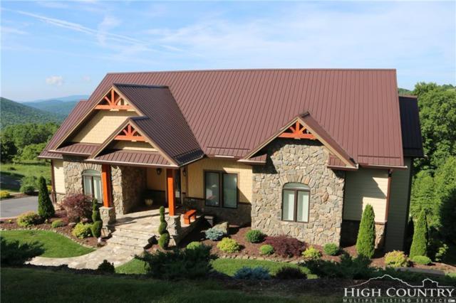 305 Elk Summit Drive, Todd, NC 28684 (MLS #208394) :: Keller Williams Realty - Exurbia Real Estate Group