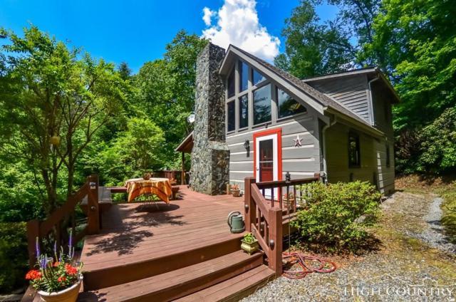 718 Creekside Meadows Drive, Fleetwood, NC 28626 (MLS #208422) :: Keller Williams Realty - Exurbia Real Estate Group