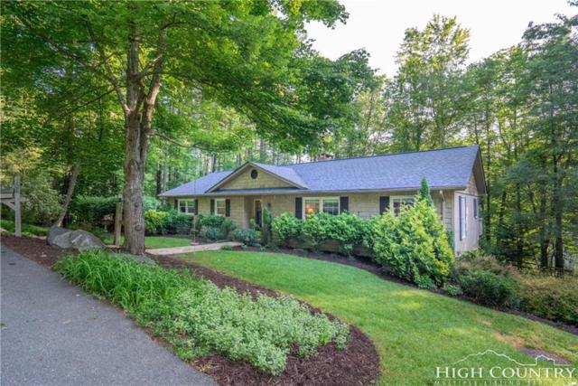 208 Rhododendron Drive, Boone, NC 28607 (MLS #208431) :: Keller Williams Realty - Exurbia Real Estate Group