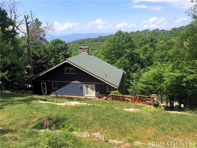119 Hawthorne Road, Beech Mountain, NC 28604 (MLS #208441) :: Keller Williams Realty - Exurbia Real Estate Group