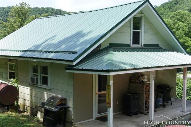 1194 Mast Gap Road, Sugar Grove, NC 28679 (MLS #208476) :: Keller Williams Realty - Exurbia Real Estate Group