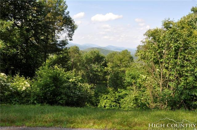 Lot 8 Boone Ridge Lane, Boone, NC 28607 (MLS #208527) :: Keller Williams Realty - Exurbia Real Estate Group