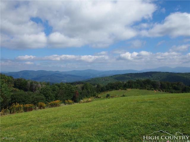 Lot F9 High Valley Overlook, Banner Elk, NC 28604 (MLS #208536) :: Keller Williams Realty - Exurbia Real Estate Group