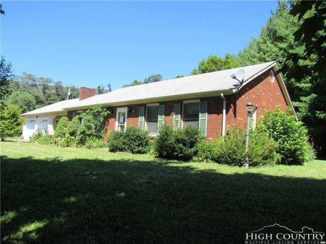 1062 W Buffalo Road, West Jefferson, NC 28694 (MLS #208596) :: Keller Williams Realty - Exurbia Real Estate Group