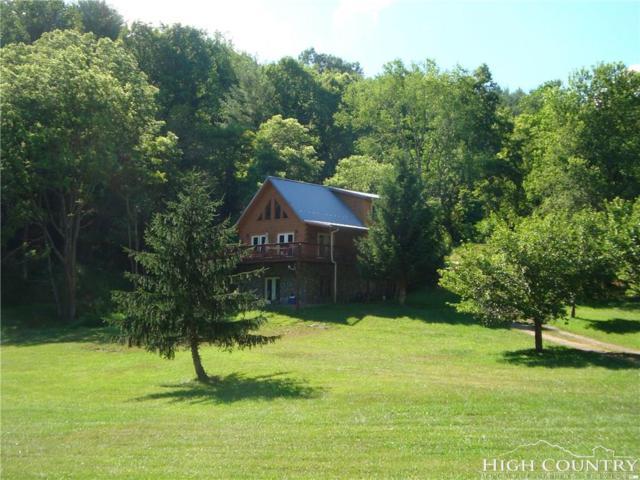 556 Buckland Road, Grassy Creek, NC 28631 (MLS #208635) :: Keller Williams Realty - Exurbia Real Estate Group