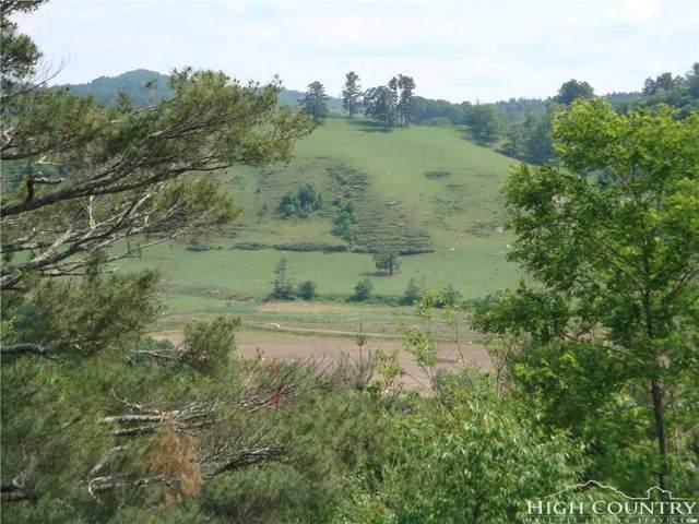 Lot 35 Green Meadows Drive, Todd, NC 28684 (MLS #208668) :: RE/MAX Impact Realty