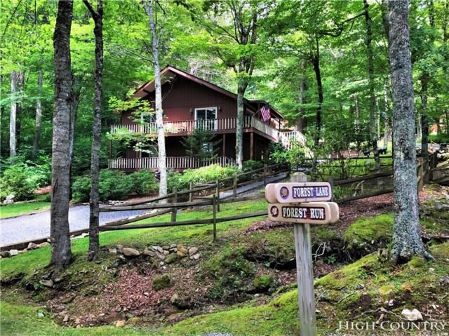 131 Forest Lane, Sugar Mountain, NC 28607 (MLS #208674) :: Keller Williams Realty - Exurbia Real Estate Group