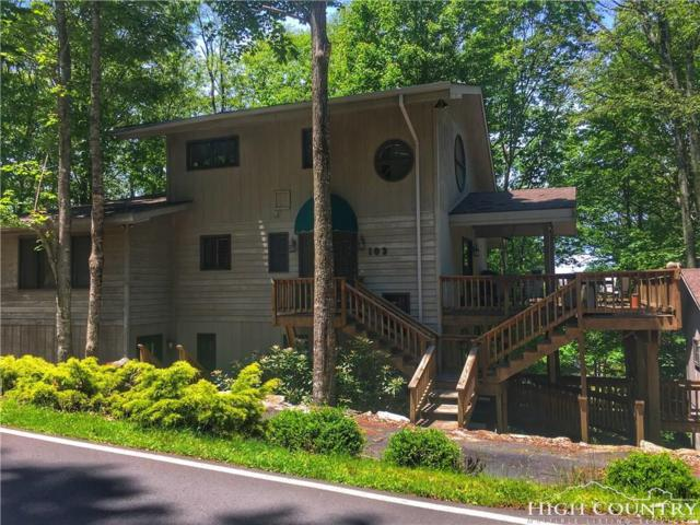 103 Clubhouse Road, Beech Mountain, NC 28604 (MLS #208687) :: Keller Williams Realty - Exurbia Real Estate Group