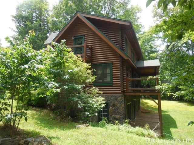 151 Stardance Trail, Deep Gap, NC 28618 (MLS #208703) :: Keller Williams Realty - Exurbia Real Estate Group