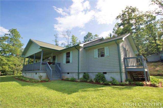 202 Dyeann Trail, Jefferson, NC 28640 (MLS #208730) :: Keller Williams Realty - Exurbia Real Estate Group