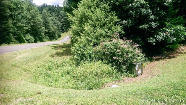 TBD Holly Run / Pine Chase Road, Glade Valley, NC 28627 (MLS #208739) :: Keller Williams Realty - Exurbia Real Estate Group