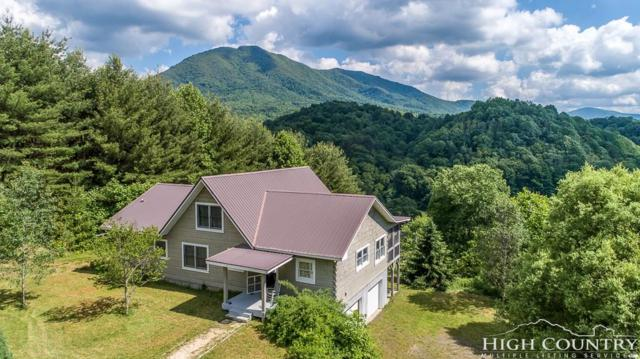 586 Twisted River Drive, Creston, NC 28615 (MLS #208750) :: Keller Williams Realty - Exurbia Real Estate Group
