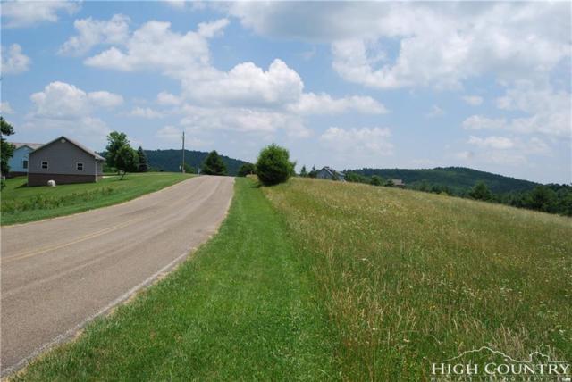 TBD Deer Track Road, Sparta, NC 28675 (MLS #208774) :: Keller Williams Realty - Exurbia Real Estate Group