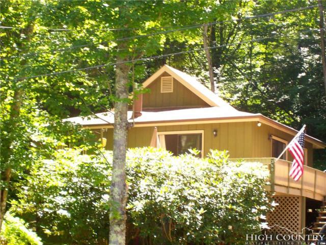 380 River Road 1 Road, Banner Elk, NC 28604 (MLS #208816) :: Keller Williams Realty - Exurbia Real Estate Group