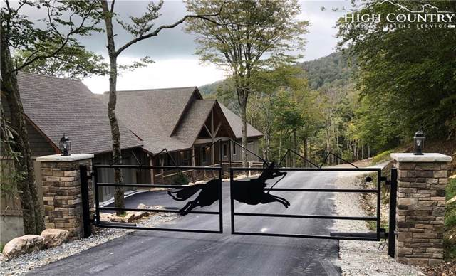 57 Silver Fox Trail Trail, Banner Elk, NC 28604 (MLS #208826) :: Keller Williams Realty - Exurbia Real Estate Group