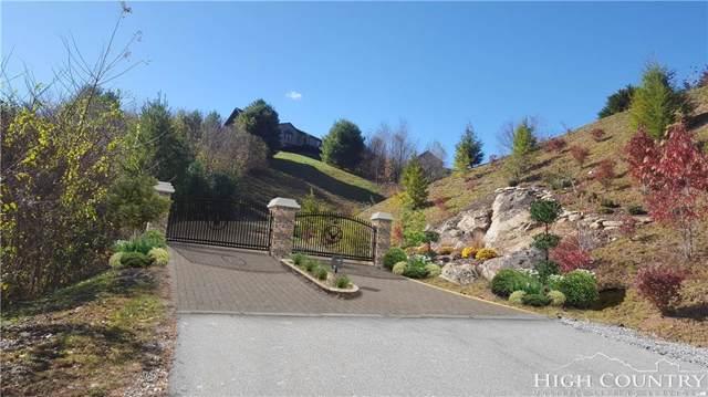 Lot 43 White Fox Lane, Banner Elk, NC 28604 (MLS #208869) :: Keller Williams Realty - Exurbia Real Estate Group