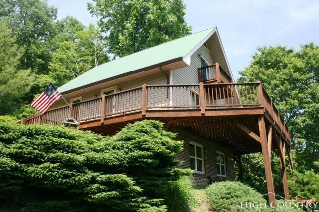 121 Rocky Knob Trail, Sugar Grove, NC 28679 (MLS #208906) :: Keller Williams Realty - Exurbia Real Estate Group