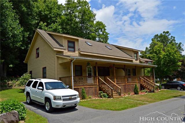 138 The Ponds Road #A/#B, Banner Elk, NC 28604 (MLS #208939) :: Keller Williams Realty - Exurbia Real Estate Group