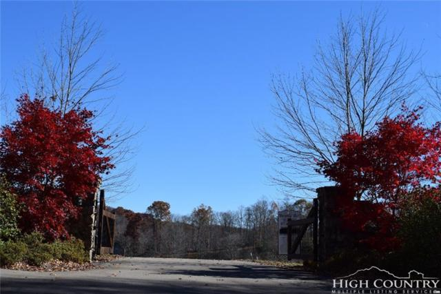 Lot 14 Whispering River Drive, Crumpler, NC 28617 (MLS #208945) :: RE/MAX Impact Realty