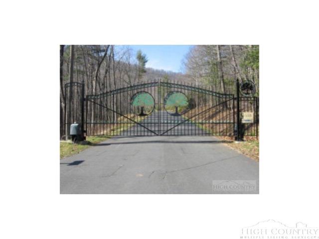 Lot 5 Honeysuckle Lane, Boone, NC 28607 (MLS #208947) :: Keller Williams Realty - Exurbia Real Estate Group