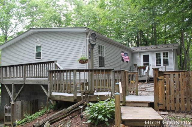495 Betsy Circle, Todd, NC 28684 (MLS #208957) :: Keller Williams Realty - Exurbia Real Estate Group