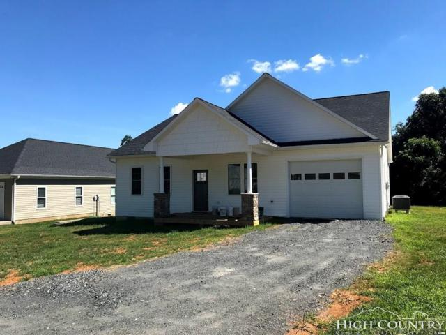 107 Ridgeline Drive, West Jefferson, NC 28694 (MLS #208994) :: RE/MAX Impact Realty