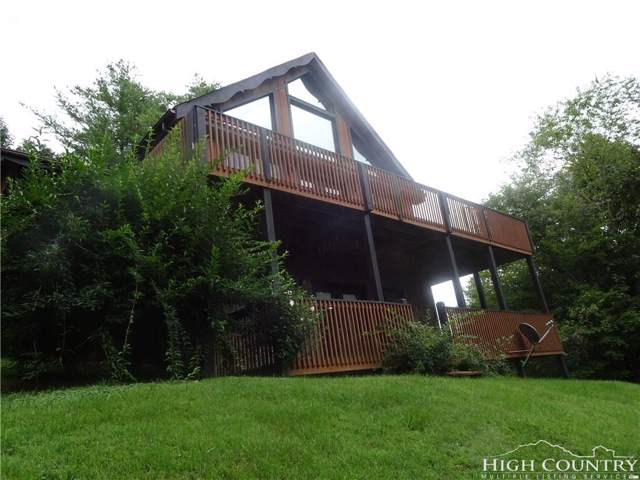 738 River Mountain Drive, Piney Creek, NC 28663 (MLS #209062) :: RE/MAX Impact Realty