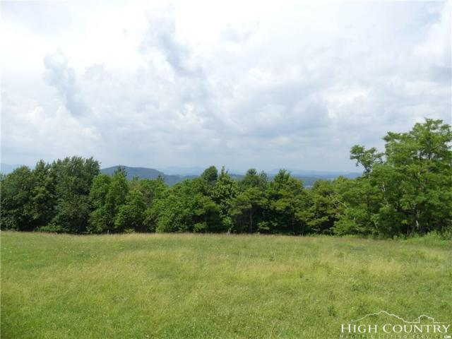 Lot 17 Bella Vista Drive, Blowing Rock, NC 28605 (MLS #209081) :: Keller Williams Realty - Exurbia Real Estate Group