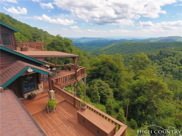 1691 Blackberry Road, Boone, NC 28607 (MLS #209117) :: Keller Williams Realty - Exurbia Real Estate Group