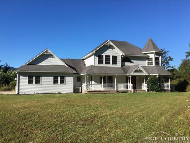 329 George Cook, Sugar Grove, NC 28679 (MLS #209120) :: Keller Williams Realty - Exurbia Real Estate Group