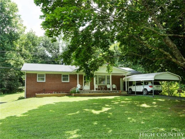 1659 Peoria Road, Sugar Grove, NC 28679 (MLS #209126) :: Keller Williams Realty - Exurbia Real Estate Group