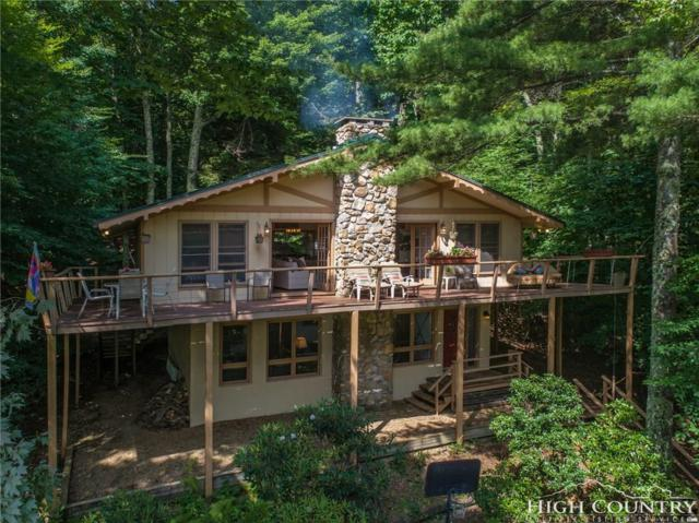 115 Chestnut Way, Beech Mountain, NC 28604 (MLS #209151) :: Keller Williams Realty - Exurbia Real Estate Group