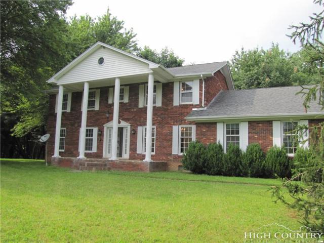 269 George Cook Road, Sugar Grove, NC 28679 (MLS #209184) :: Keller Williams Realty - Exurbia Real Estate Group