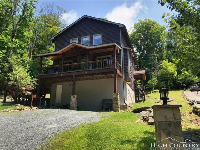 124 Greenbriar Road, Beech Mountain, NC 28604 (MLS #209185) :: Keller Williams Realty - Exurbia Real Estate Group