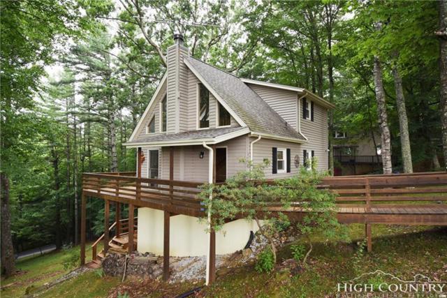 248 Acorn Trail, Fleetwood, NC 28694 (MLS #209197) :: Keller Williams Realty - Exurbia Real Estate Group