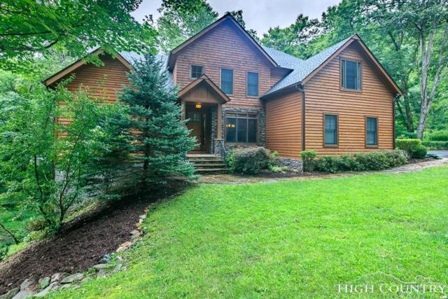 439 Brookside Drive, Boone, NC 28607 (MLS #209228) :: Keller Williams Realty - Exurbia Real Estate Group