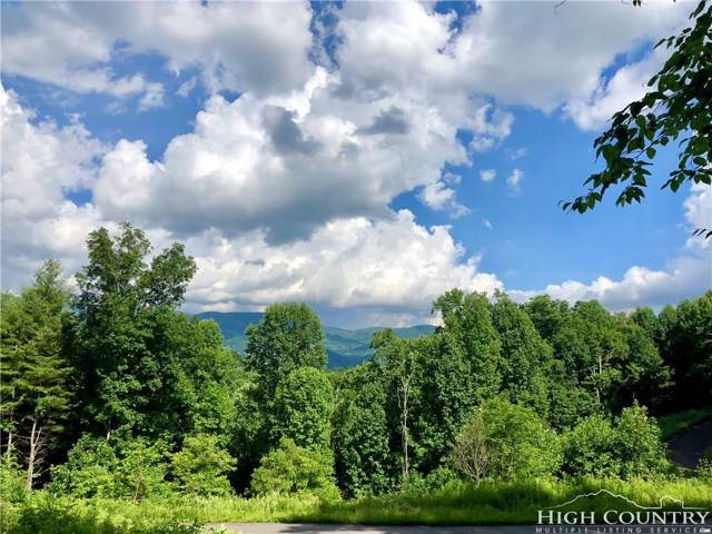 Lot 58 Paradise Valley Drive, Creston, NC 28615 (#209299) :: Mossy Oak Properties Land and Luxury