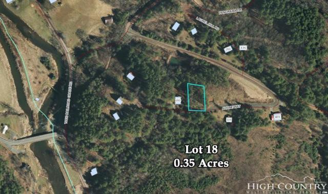 18 Apine Way, Todd, NC 28684 (MLS #209475) :: Keller Williams Realty - Exurbia Real Estate Group