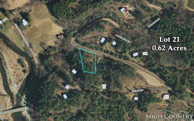 21 Alpine Way, Todd, NC 28684 (MLS #209477) :: Keller Williams Realty - Exurbia Real Estate Group