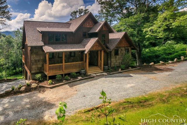 316 Pigeon Roost Road, Banner Elk, NC 28604 (MLS #209574) :: RE/MAX Impact Realty