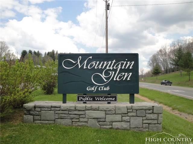 TBD Mountain Glen Drive, Newland, NC 28657 (MLS #209651) :: RE/MAX Impact Realty