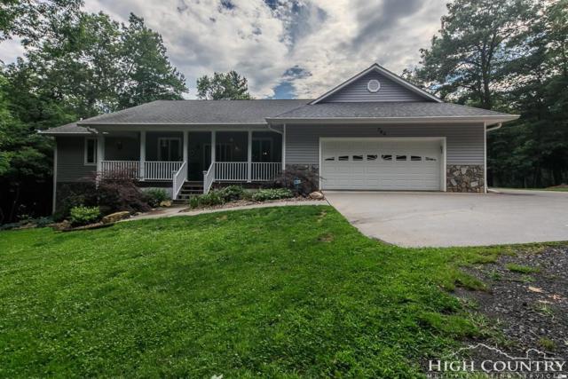 760 Davis Acres Drive, West Jefferson, NC 28694 (MLS #209679) :: RE/MAX Impact Realty