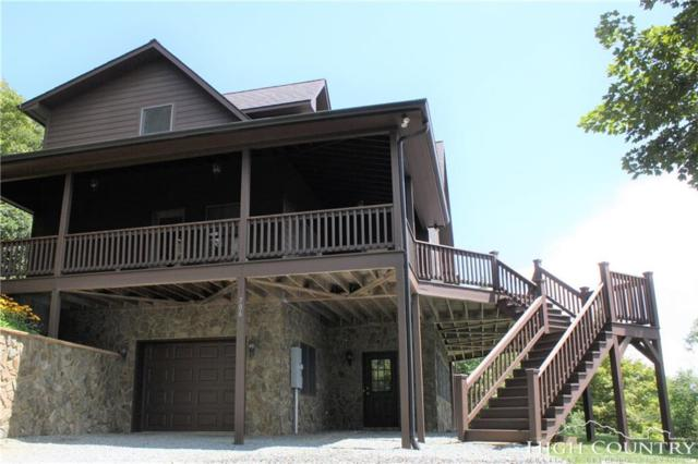 706 Pinnacle Drive, West Jefferson, NC 28694 (MLS #209721) :: Keller Williams Realty - Exurbia Real Estate Group