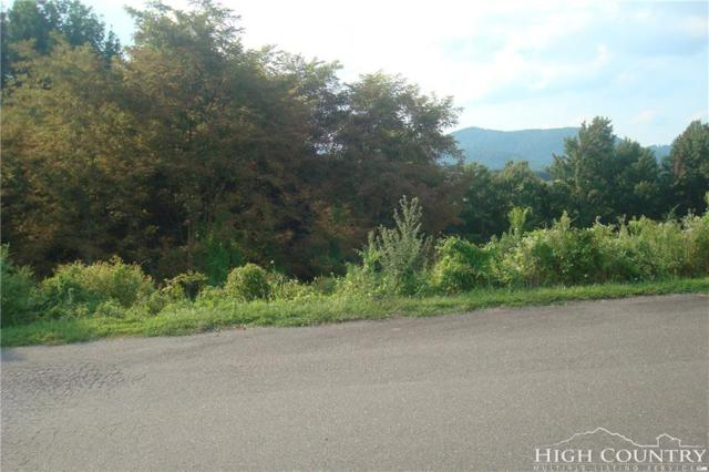 Lot 6 Westview Drive, West Jefferson, NC 28694 (MLS #209728) :: RE/MAX Impact Realty