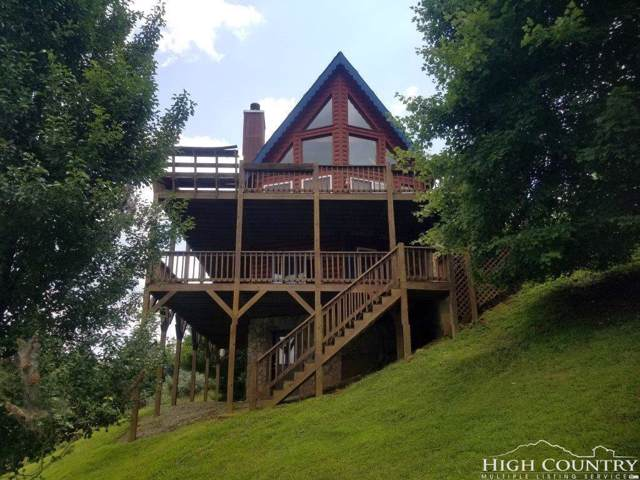 260 West Ridge Road, Piney Creek, NC 28663 (MLS #209733) :: RE/MAX Impact Realty